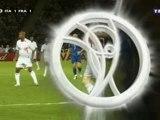 France-Italie.Coupe du monde 2006.Coup de boule Zidane.