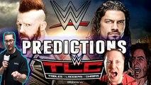 WWE TLC 12/13/2015 - *Spoilers* PREDICTIONS