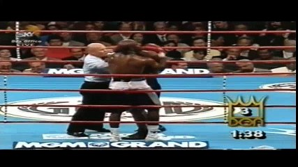 Mike Tyson | MIKE TYSON BITES EAR OFF! 2015  Historical Boxing Matches