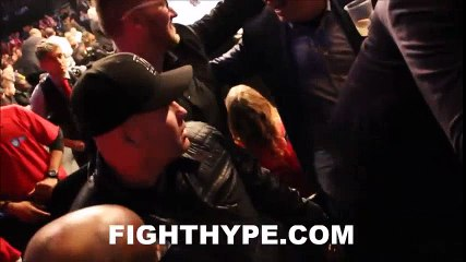 TYSON FURY MEETS MIKE TYSON, THE HEAVYWEIGHT LEGEND HE WAS NAMED AFTER  Historical Boxing Matches