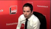 """Benoît Hamon : """"Je serai probablement candidat s'il y a une primaire à gauche"""""""