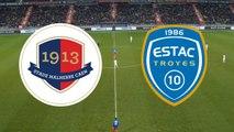 Le résumé du match SMCaen - ESTAC Troyes