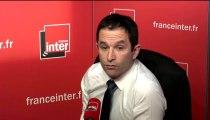 """Benoît Hamon : """"Si François Hollande est candidat, je souhaite qu'il passe par les primaires"""""""