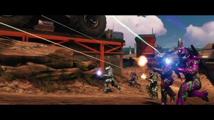 Warzone Firefight Trailer de Halo 5 : Guardians
