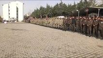Şehit Polis Emre Beker ve Jandarma Uzman Çavuş Cemil Turan İçin Tören