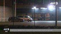 A Bruges, Abdeslam sa première nuit en prison