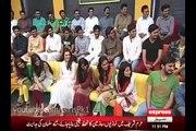 Khabardar with Aftab Iqbal - Aftab Iqbal Talking About How he Left Khabar Naak on his New