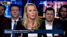 Marion Maréchal-LePen : le petit soldat