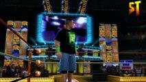 WWE 2K14: Hulk VS Spider-Man VS Randy Orton VS John Cena [FR//HD]