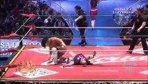 Rush vs Maximo (CMLL 2016/3/18)