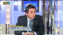 Henri de Castries quitte Axa et pourrait prendre la tête de HSBC