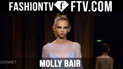 Model Talks Paris S/S 16 - Molly Bair | FTV.com