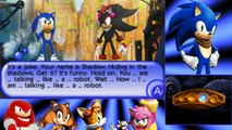 LP Sonic Boom Shattered Crystal Episode 10 - Sonic Vs Shadow Again