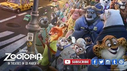 Zootopia - Movie vs Trailer (720p FULL HD)