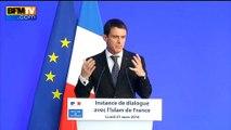 """Valls: """"Il faut bien sûr chercher à comprendre"""" les mécanismes de radicalisation"""