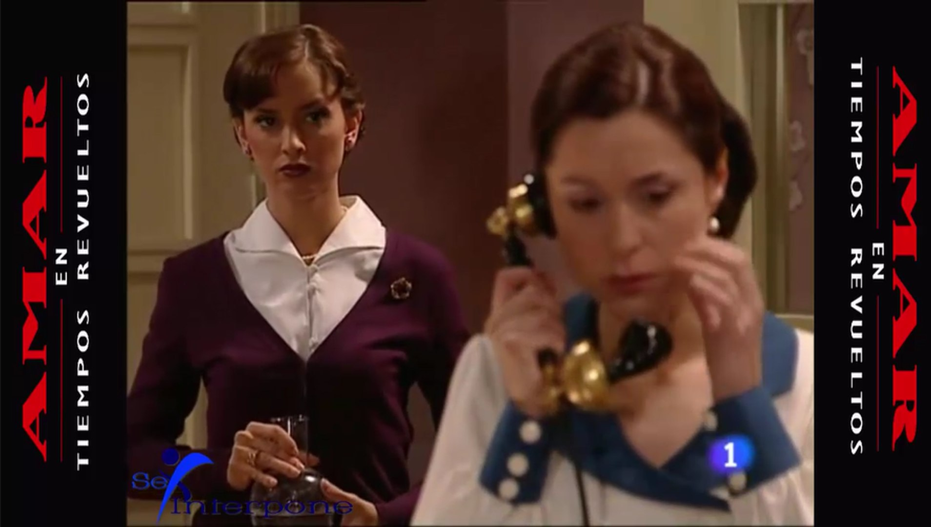 Ana y Teresa. AETR. Temporada 4. cap 197 HD