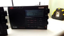 Radio Caroline 648 khz AM medium wave launch audio - video