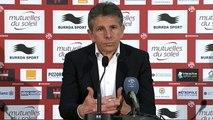 OGC Nice 3-0 Gazélec FC Ajaccio : les réactions de C. Puel et T. Laurey
