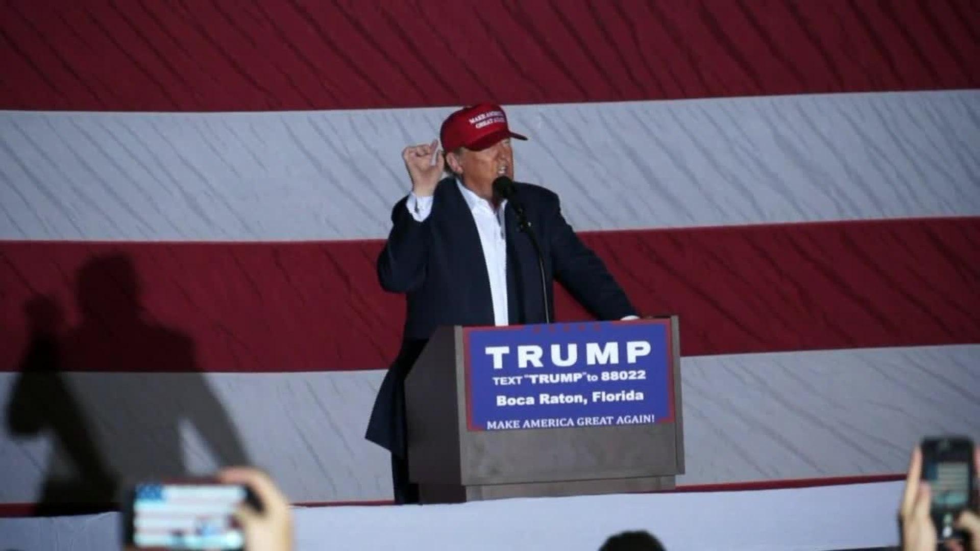 Donald Trump On Winning
