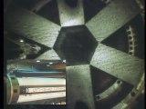 Une Camera à l'intérieur d'un réservoir de la fusée Saturn 1 - GoPro Kerosene