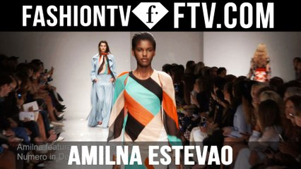 Model Talks S/S 2016 - Amilna Estevao | FTV.com