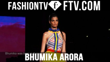Model Talks S/S 2016 - Bhumika Arora | FTV.com