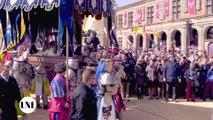 Jeanne d'Arc: Philippe de Villiers veut-il bouffer de l'Anglais? - - La Nouvelle Edition - 21/03/16 - CANAL +