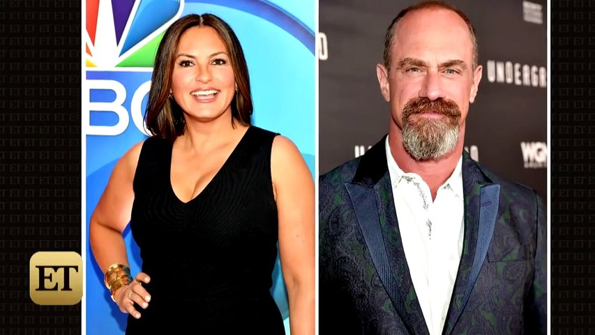 Law & Order: SVU Reunion! Christopher Meloni Shares Sweet New Selfie With Mariska Hargit
