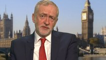 Jeremy Corbyn calls on George Osborne to resign as chancellor – video