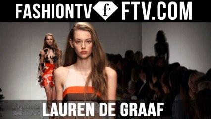 Model Talks S/S 2016 - Lauren De Graaf | FTV.com