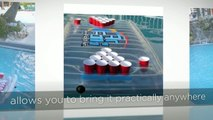 The Air Pong Inflatable Beer Pong Table | Best Inflatable Beer Pong Table