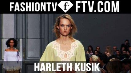 Model Talks S/S 2016 - Harleth Kusik | FTV.com