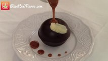 Sphère Chocolatée & Crème Glacée - Chocolate Sphere with Ice Cream -  الشوكولاته المجال