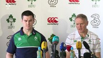 Irish Rugby TV: Ireland v France Team Announcement