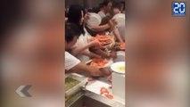 Un buffet chinois mouvementé en Thailande ! - Le rewind du lundi 21 mars 2016.