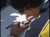 Séance de Dédicaces - Le Mans 2007