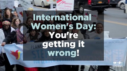 [SenseNews#3] Women's day, why you're getting it all wrong!