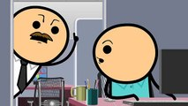 Quarterly Report - Cyanide & Happiness Shorts
