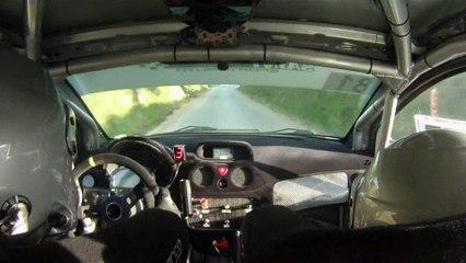 Rallye de Haute Provence 2016 - ES2 St Laurent/Montpezat