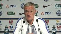 Foot - Amical - Bleus : Deschamps évoque Benzema... côté sportif seulement