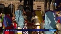 Puy-du-Fou : l'anneau de Jeanne d'Arc est arrivé