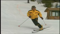 Telemark Skiing - the art of skiing up and down hills!