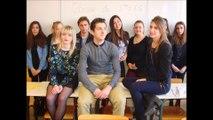 Buzzons contre le sexisme. Lycée St Exupéry St Dizier - 1ère ES1