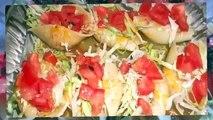 Taco Stuffed Pasta Shells Recipe