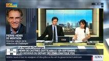 Le regard de Challenges: Henri de Castries va quitter AXA le 1er septembre prochain - 21/03
