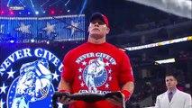 John Cena vs. CM Punk Summer Slam