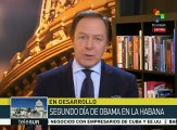EEUU: candidatos republicanos critican visita de Barack Obama a Cuba