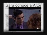 Sara conoce a Aitor