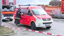 Chemie-Alarm nach Säure-Unfall in Hamburg