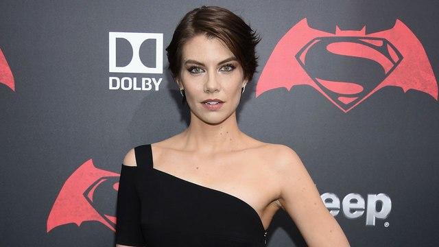 EXCLUSIVE: Lauren Cohan Says 'Walking Dead' Season Finale Will Be 'Biggest Ever'